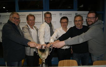 Sesterhenn-Cup 2020 | Sparkassen Futsal Masters